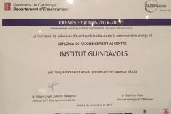 Diploma centre E2 2017