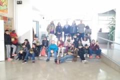Primera trobada Guindàvols - Torre Queralt