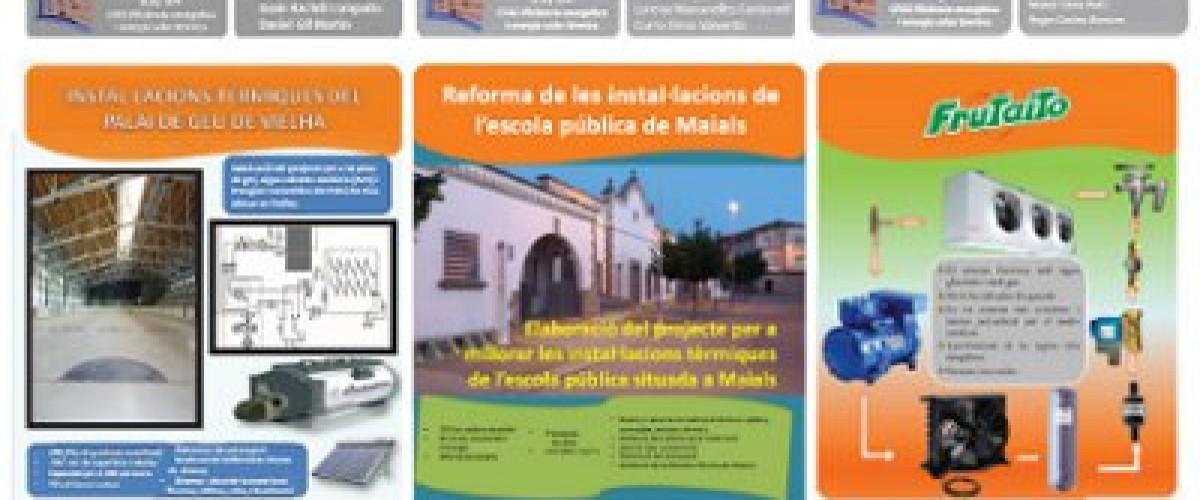 Nova fornada de projectes de curs de Grau Superior (curs 13/14)