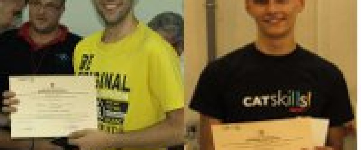 """Dues medalles d'or als campionats de FP de Catalunya de """"Refrigeració"""" i """"Lampisteria i Calefacció"""""""