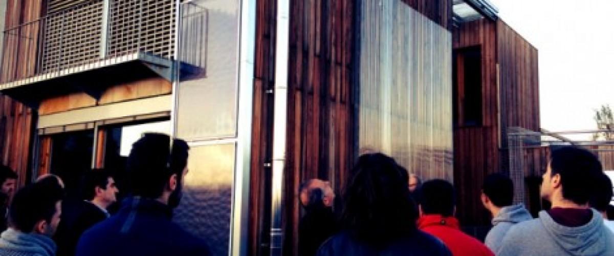 Els alumnes d'Eficiència Energètica participen a una jornada sobre edificis de consum quasi nul (nZEB)