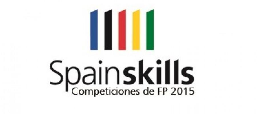 Competició SpainSkills 2015