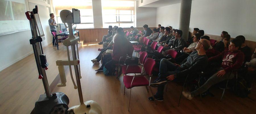 4t ESO: Assistim als taller d'eines tecnològiques de la UdL