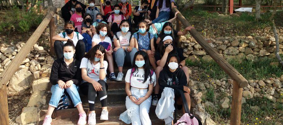 Camp d'aprenentatge de Sant LLorenç de Mongai