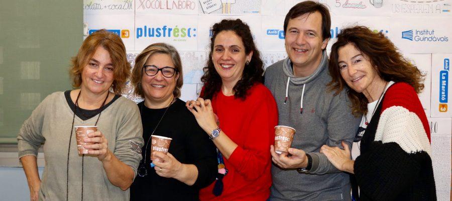 386 € l'aportació de Guindàvols a la Marató de TV3