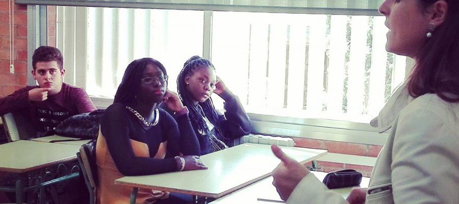 Consulta Oberta, la infermera de confiança del programa Salut i Escola