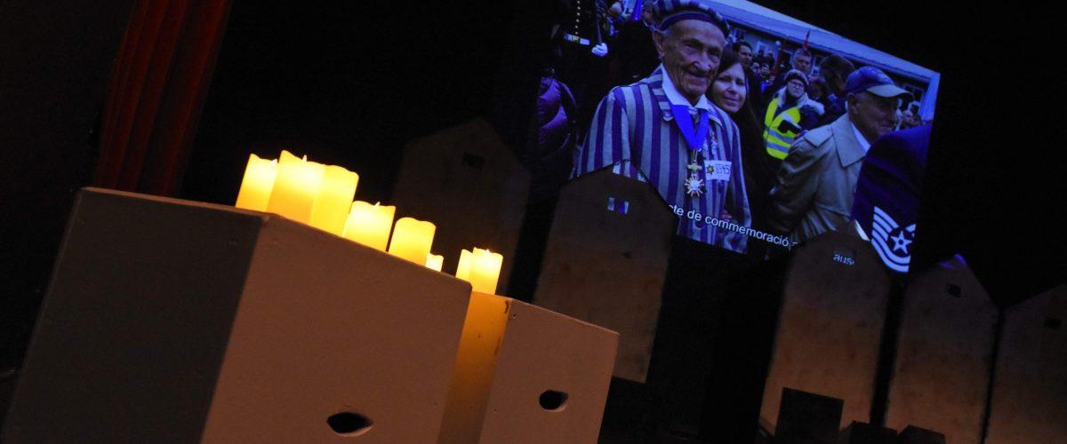 Actes en memòria de les víctimes de l'holocaust