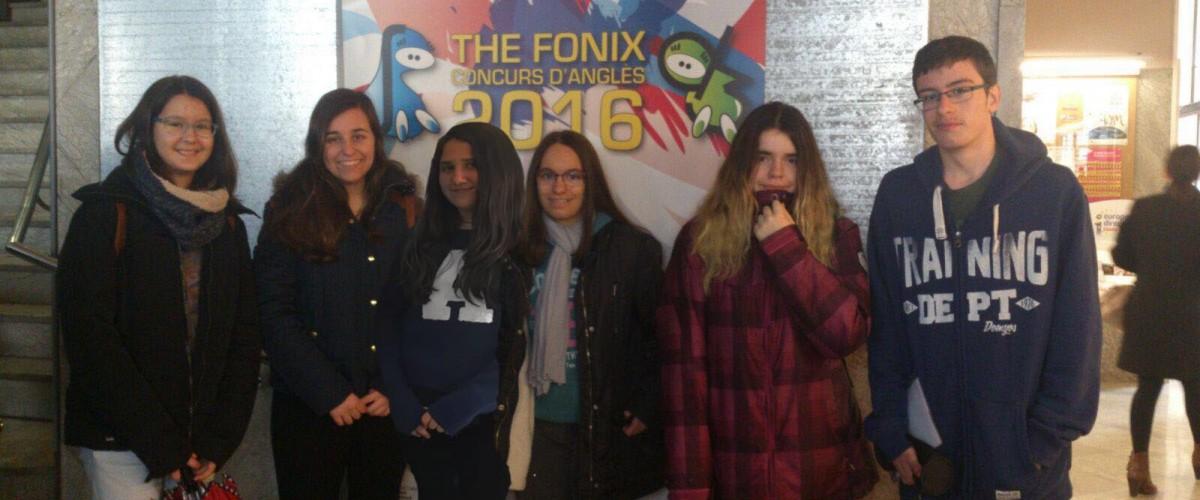 THE FONIX: EL CAMPIONAT DE L'ANGLÈS