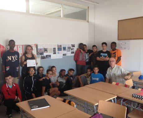 Un matí amb dues voluntàries dels camps de refugiats de Grècia
