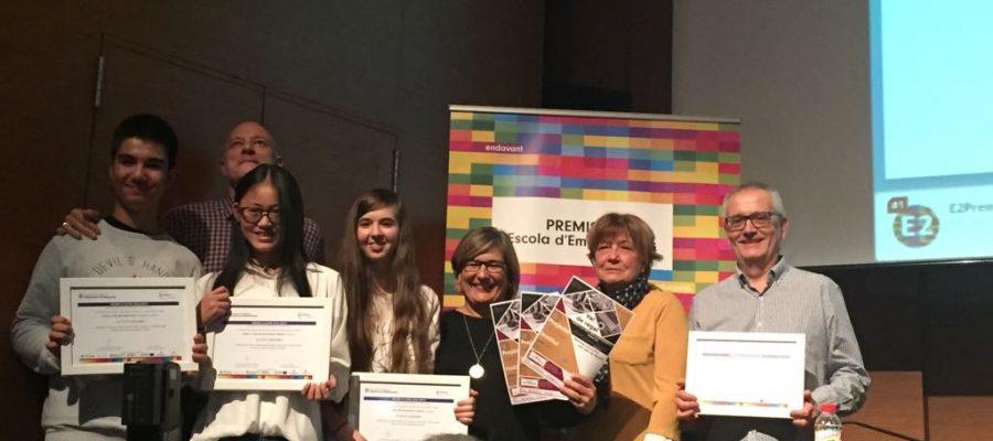 """Premiat el projecte """"El petit Cartoner"""" a Premis E2 de GLOBALleida"""