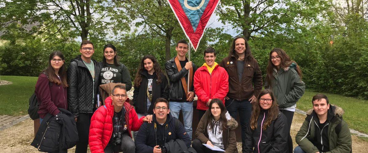El nostre alumnat viatja per participar als actes d'homenatge en record de les víctimes de Mauthausen