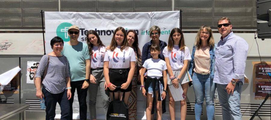 Technovation Challenge:Barcelona regional pich