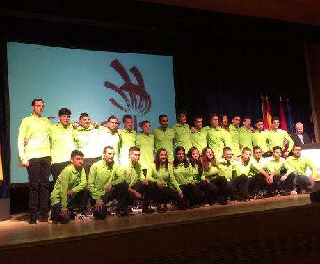 Guindàvols a la competició estatal de formació professional SpainSkills