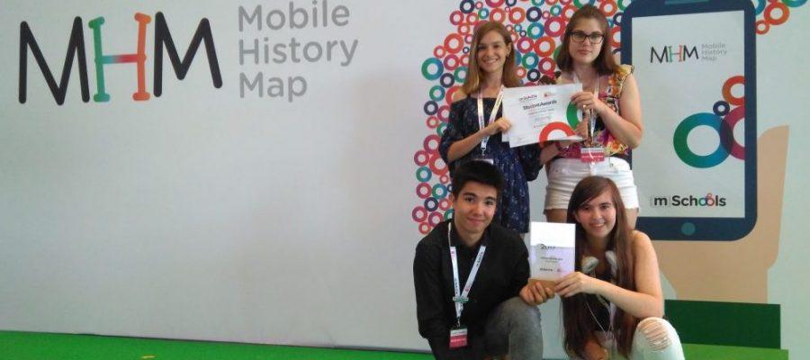 Primer premi en el MHM de mSchools amb el Convent del Roser
