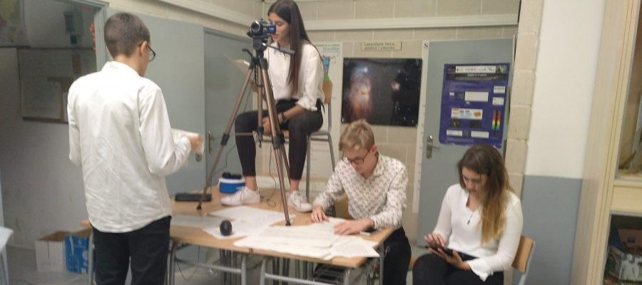 """El curt """" Ciencia y Espacio"""" premiat a """"CIENCIA EN ACCIÓN"""""""