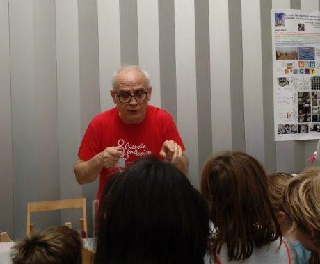 El professor Anicet  Cosialls  finalista a CIENCIA EN ACCIÓN