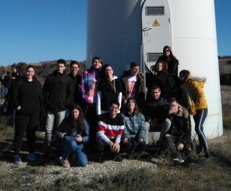 Sortida a la Vall del Corb amb alumnat de 2n de Batxillerat