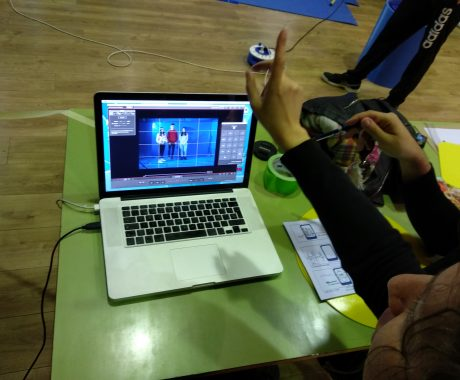 Stop Motion a l'Institut