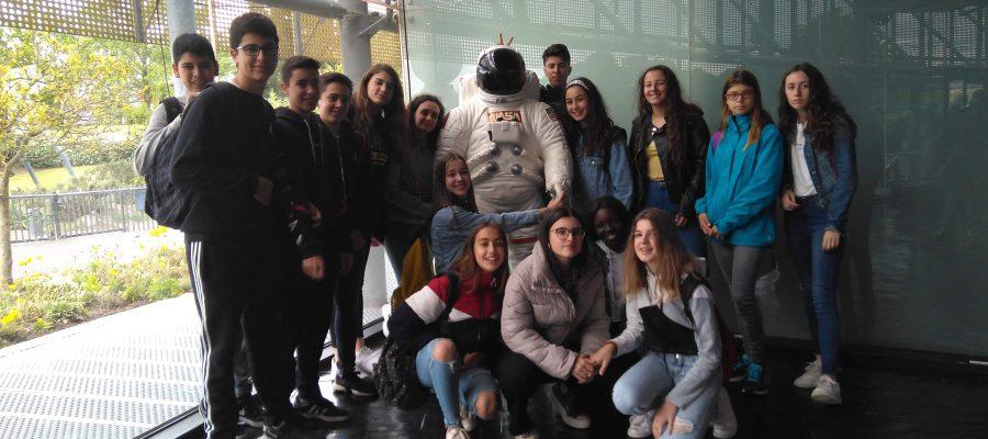 Viatge de fi de curs de 3r d'ESO al sud de França