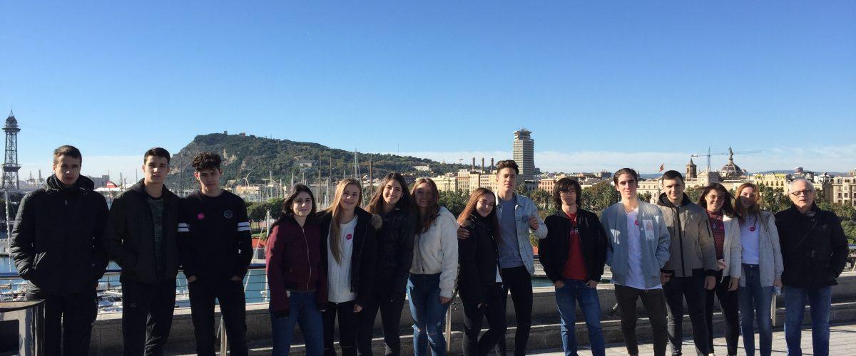 2n Batxillerat: visita a Barcelona