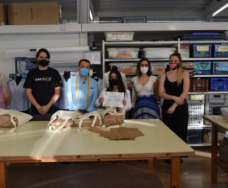 Participació en el Catskills de Tecnologia de la Moda