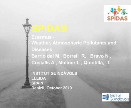 SPIDAS   ERASMUS+