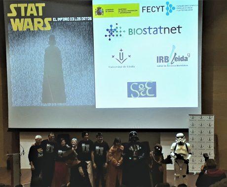 Stat Wars: El despertar de les dades