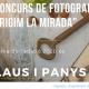 """Premis V Concurs de Fotografia """"Dirigim la mirada"""""""