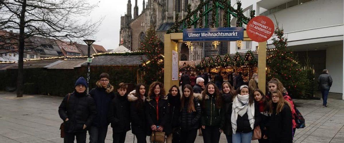 3r d'ESO d'intercanvi a Alemanya