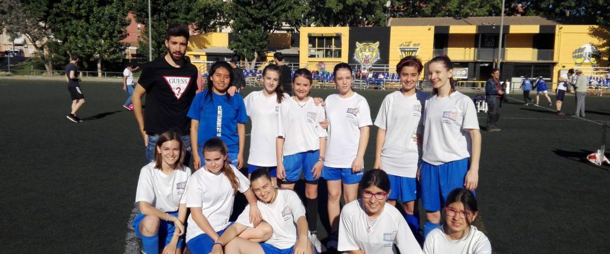 Campionat futbol 7 femení de secundària