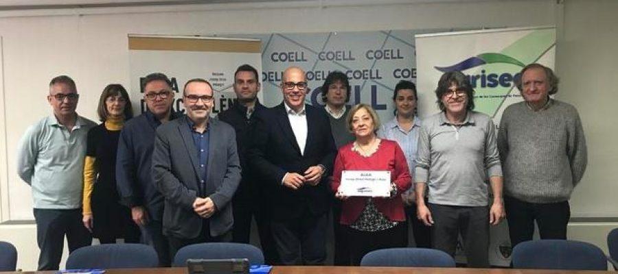 La Confederació d'Organitzacions Empresarials de Lleida becarà el millor alumnat dels cicles formatius d'instal·lacions
