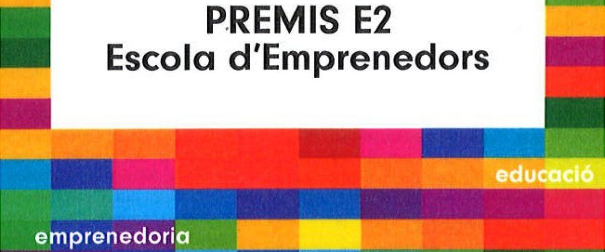 Equip finalista als premis E2 Escola d'Emprenedors de GLOBALleida