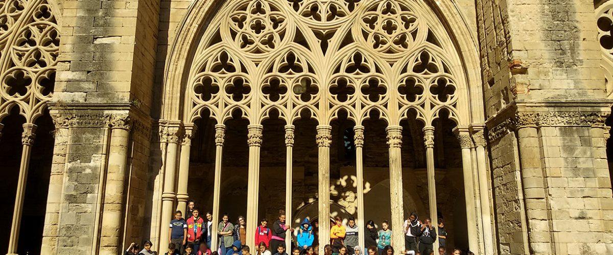 Sortida a la Seu Vella de Lleida