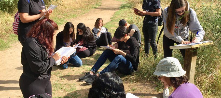 Aprenent ecologia amb el projecte ELS SECRETS DE L'AIGUA
