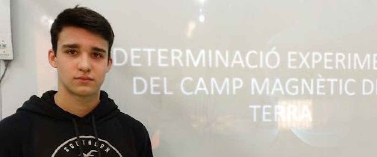 Joan Mases premiat per la Societat Catalana de Física