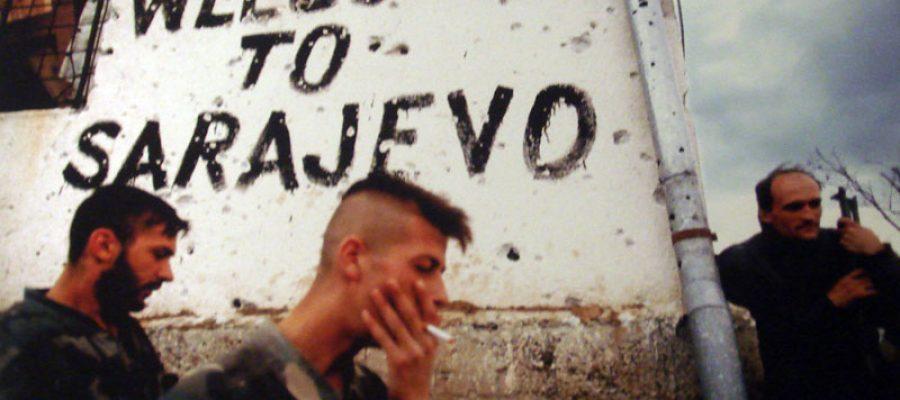 La guerra a Bòsnia explicada per un fotoperiodista